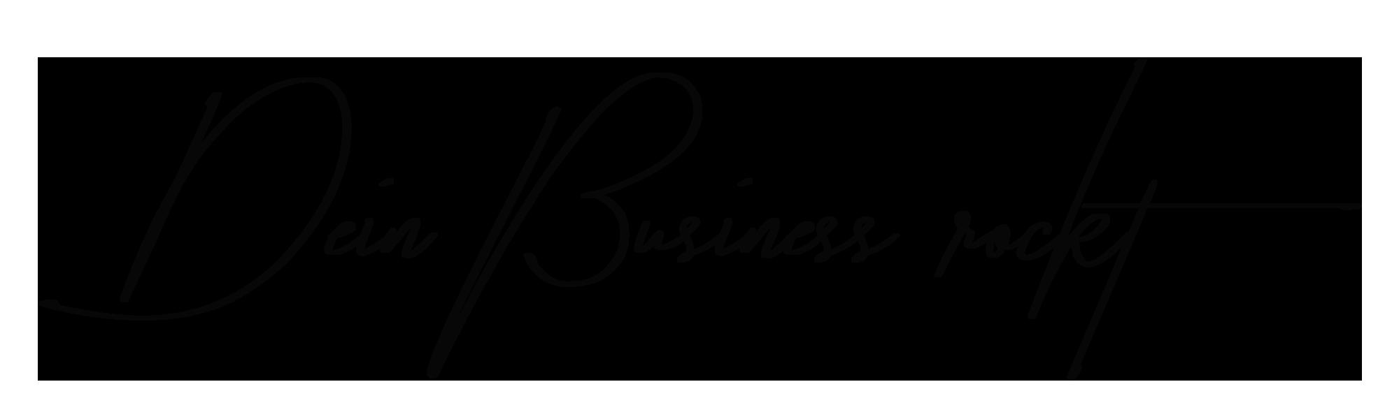 Dein Business rockt
